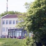 Bettina von Arnim Integrierte Gesamtschule, Aula