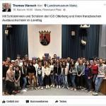Landtag Austausch