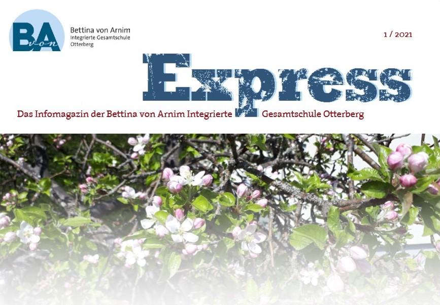Bvona Express 1 2021